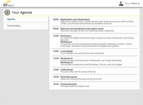 EY Meetings screenshot 6