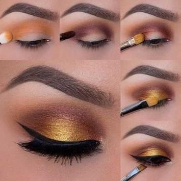 Eye Makeup Tutorial step by step poster