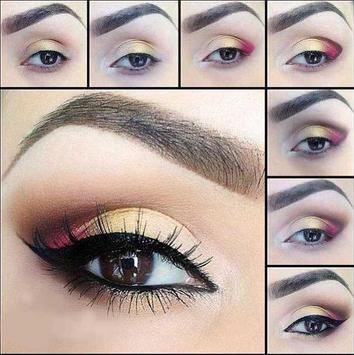 Eye Makeup Tutorial step by step screenshot 1