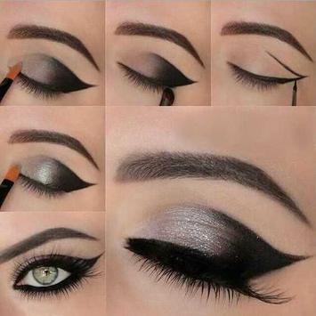 Eye Makeup Tutorial step by step screenshot 2