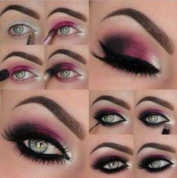 Eye Makeup Tutorial step by step screenshot 3