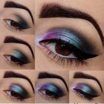 Eye Makeup Tutorial step by step screenshot 4