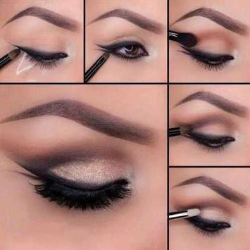 Eye Makeup Tutorial step by step screenshot 5