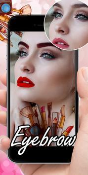 Eyebrow Editor App screenshot 11