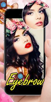 Eyebrow Editor App screenshot 12