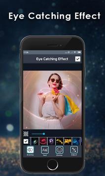 Eye catching Effect poster
