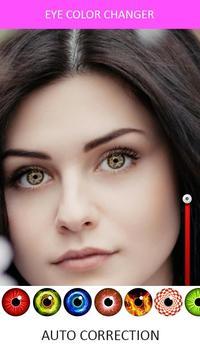 Changer Eye Colour Photo Editor-Eye Color Changer screenshot 1