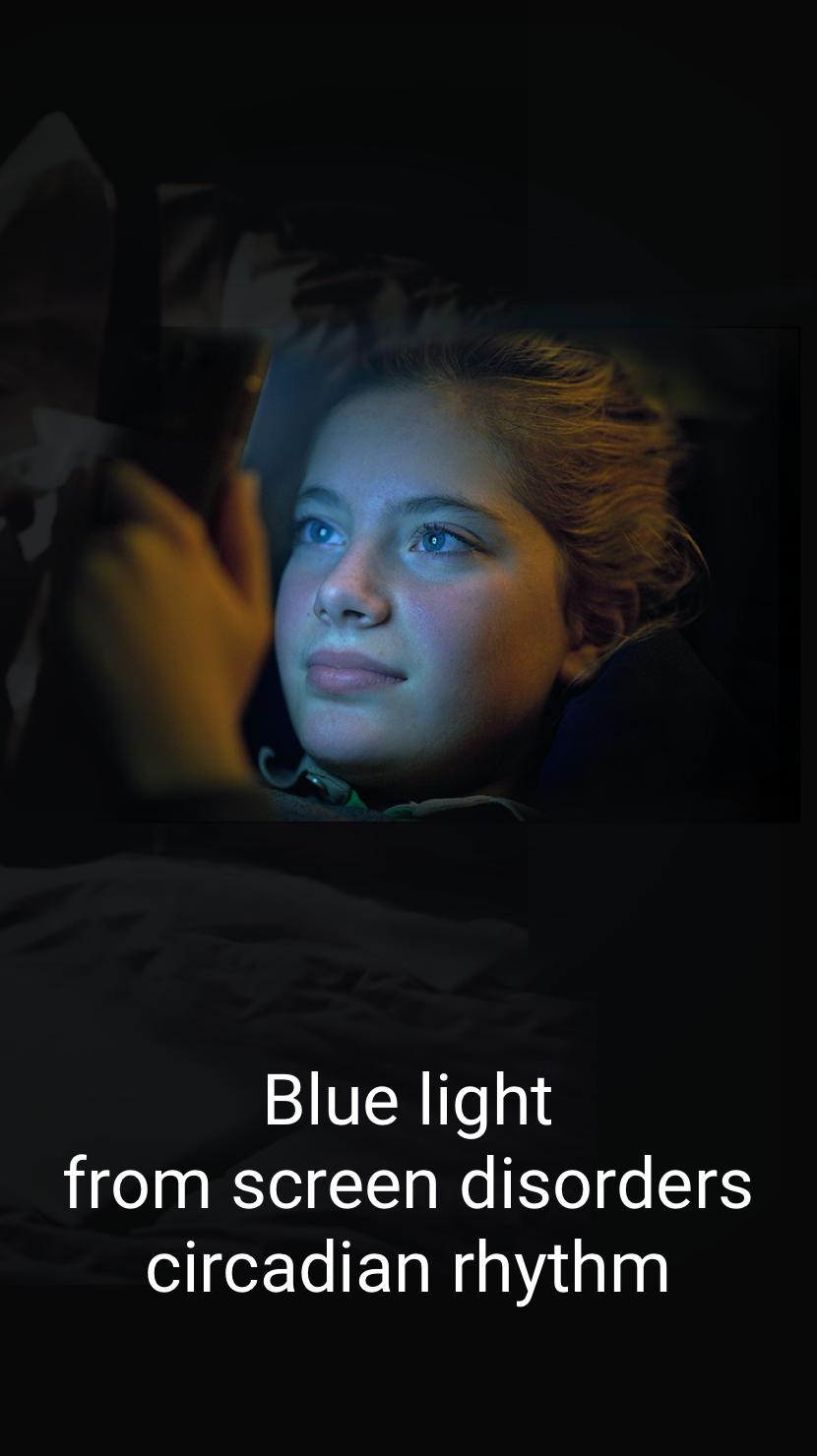 Blue Light Filter - Night Mode, Eye Care for Android - APK