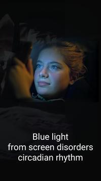 Фильтр Синего Света - Ночной Режим, Защита Зрения постер