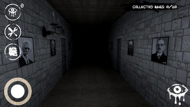Eyes: Страшная, приключенческая хоррор-игра скриншот 11
