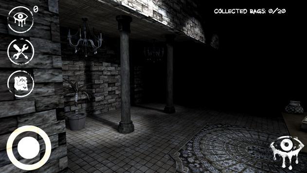 العيون - لعبة الخوف تصوير الشاشة 12