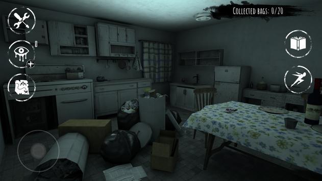 Eyes: Страшная, приключенческая хоррор-игра скриншот 1