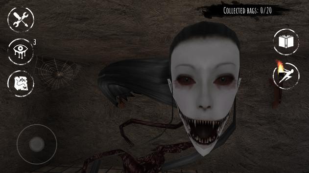 العيون - لعبة الخوف تصوير الشاشة 4