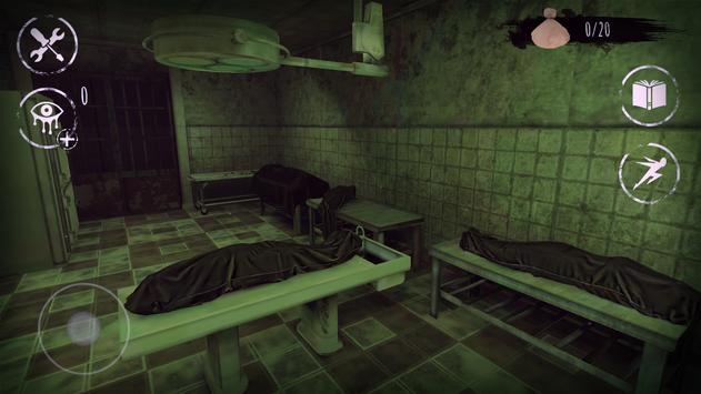 Eyes: Scary Thriller - Creepy Horror Game screenshot 14