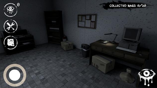 العيون - لعبة الخوف تصوير الشاشة 9