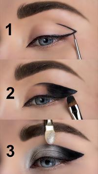 Eyes Makeup Step By Step screenshot 4