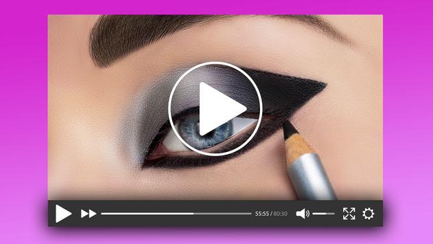 Eyes Makeup Step By Step screenshot 5