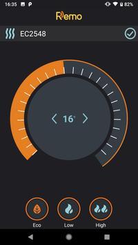 Dimplex Remo screenshot 2