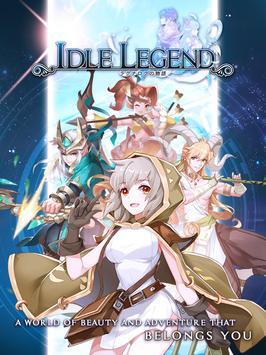 Idle Legends:Gods Saga screenshot 5