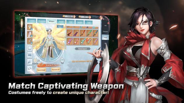 Luminous Sword screenshot 1