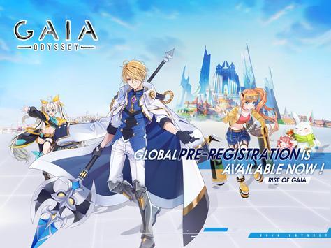 Gaia Odyssey screenshot 5
