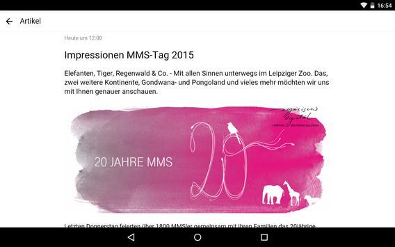 MyMMS screenshot 4