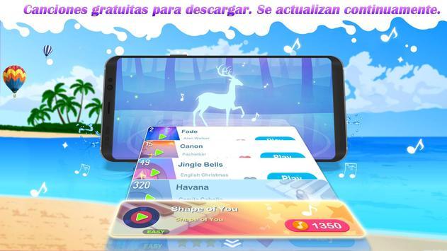 Dream Piano captura de pantalla 1