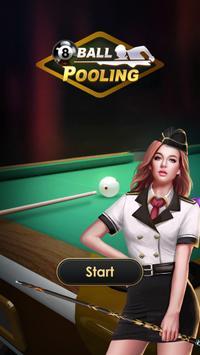 8 Ball Pooling Cartaz
