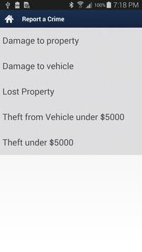 Edmonton Police Service Mobile screenshot 3