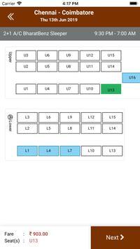Luxury Logistics - Online Bus Tickets Booking screenshot 3