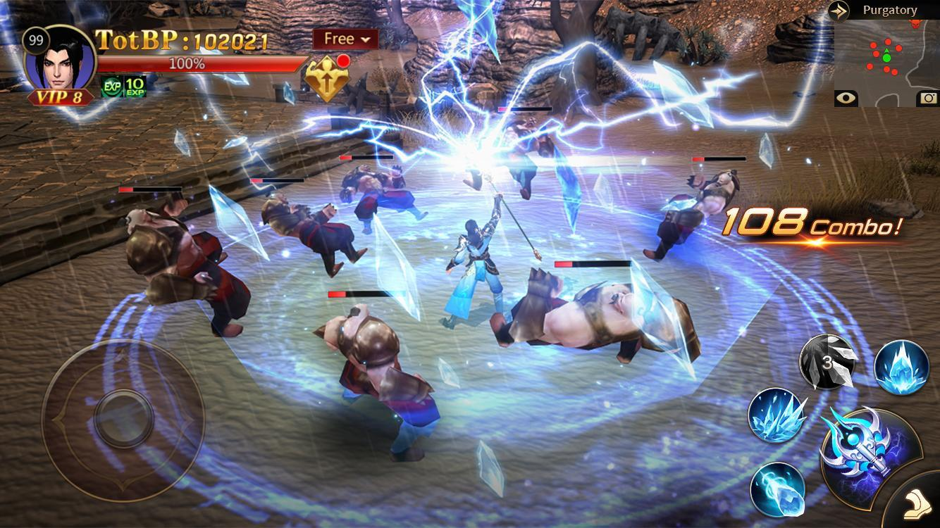 Dynasty Blade 2: ROTK Infinity Glory for Android - APK Download