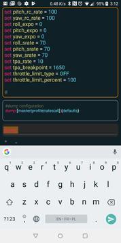NEW CLI screenshot 1