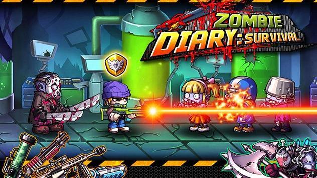 Zombie Diary poster