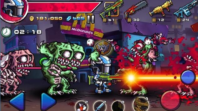 Zombie Diary screenshot 2
