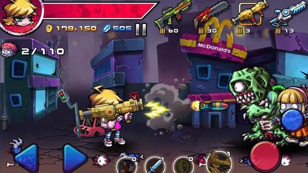 Zombie Diary screenshot 4