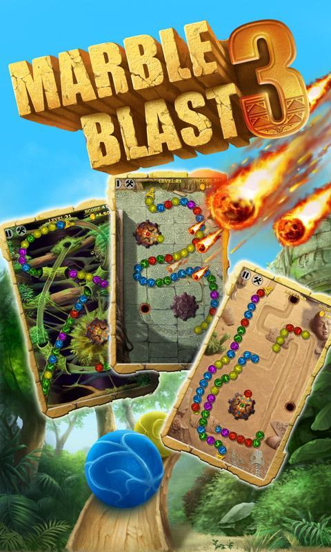 Marble Blast 3 For Android Apk Download