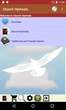 The Church Hymnal poster