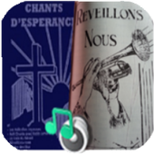 Chants D'Esperance with Tunes icon