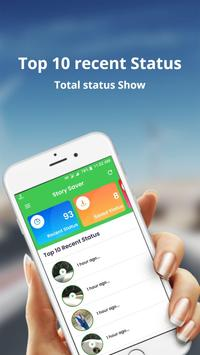 status saver: photo and video status downloader poster