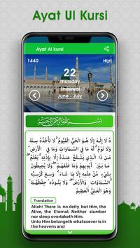 Tempos de Oração: salah time & qibla Direction imagem de tela 14