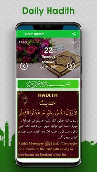 Tempos de Oração: salah time & qibla Direction imagem de tela 13
