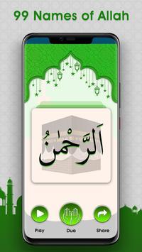 Tempos de Oração: salah time & qibla Direction imagem de tela 4
