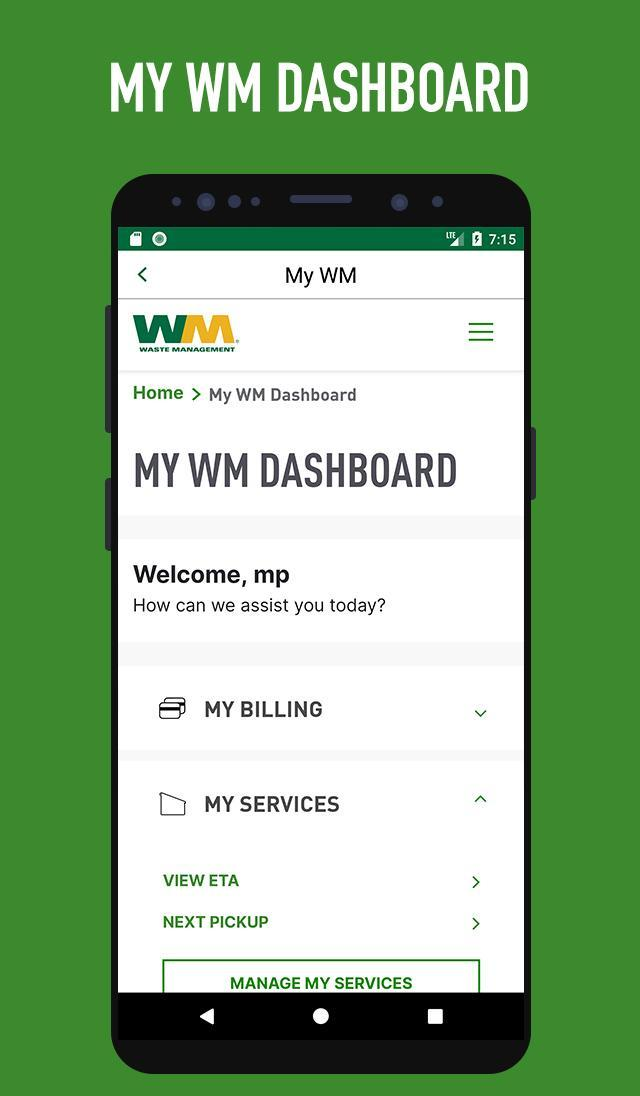 Waste Management Mobile for Android - APK Download
