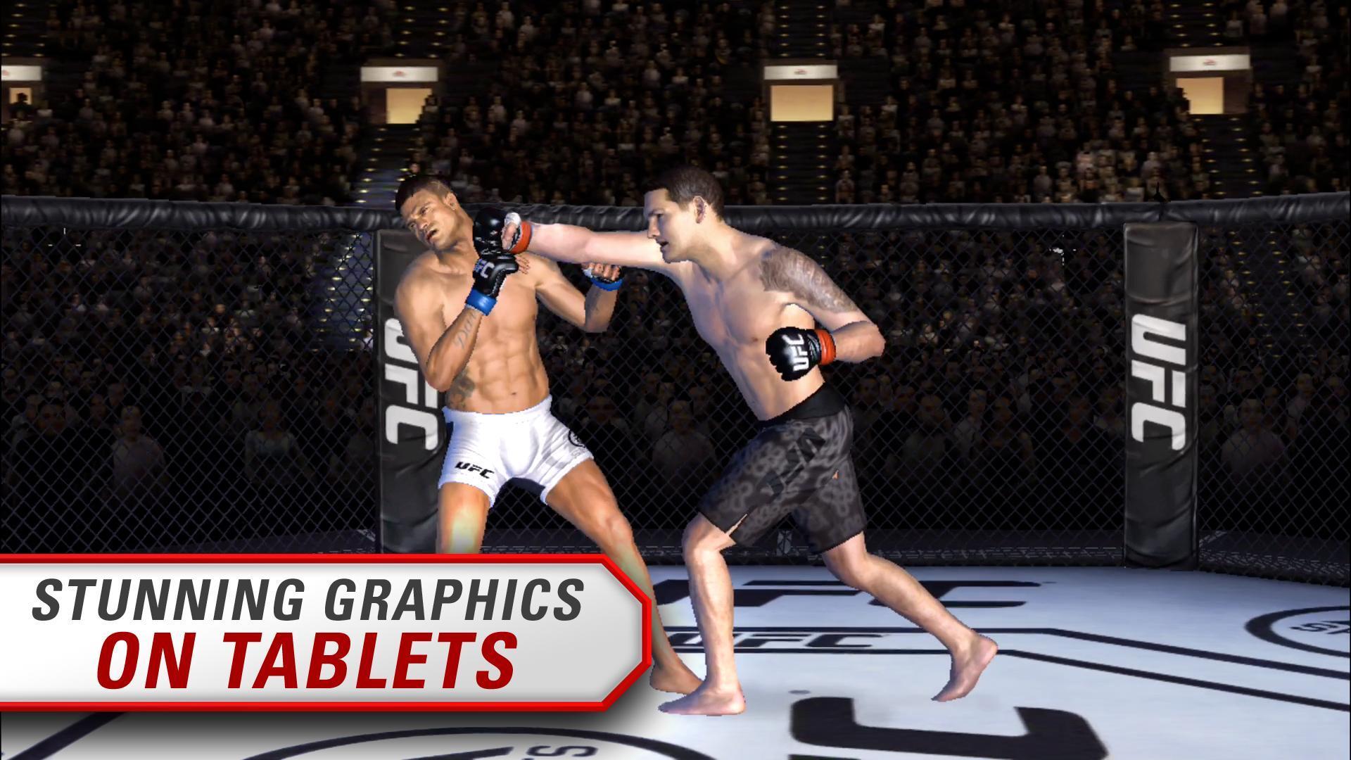 gambar game ea sport ufc Game Fighting Di Smartphone Terkece