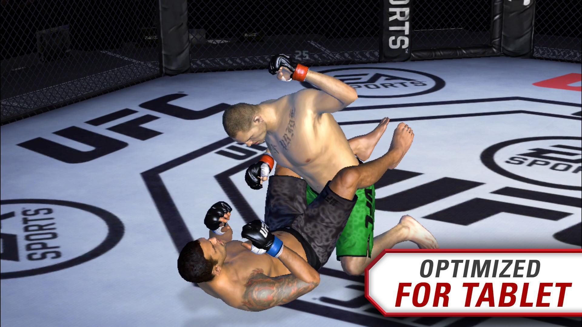EA SPORTS UFC® poster