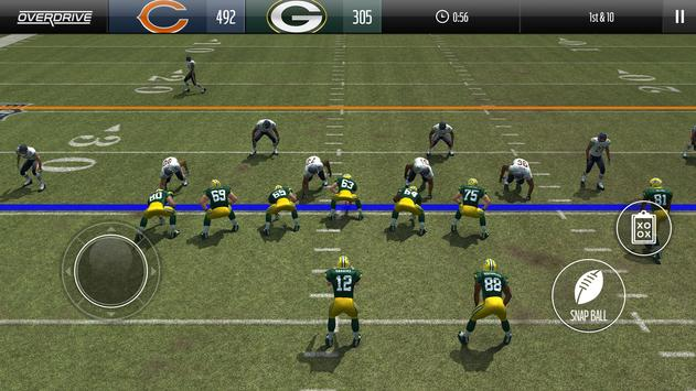 Madden NFL Overdrive Football screenshot 6