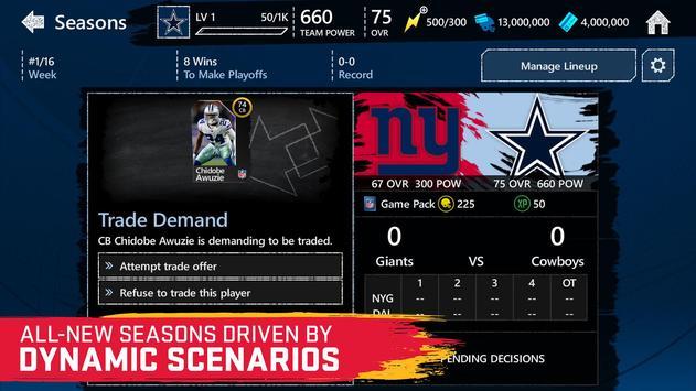 Madden NFL ảnh chụp màn hình 6