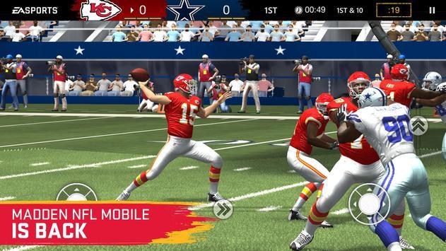 Madden NFL ảnh chụp màn hình 9