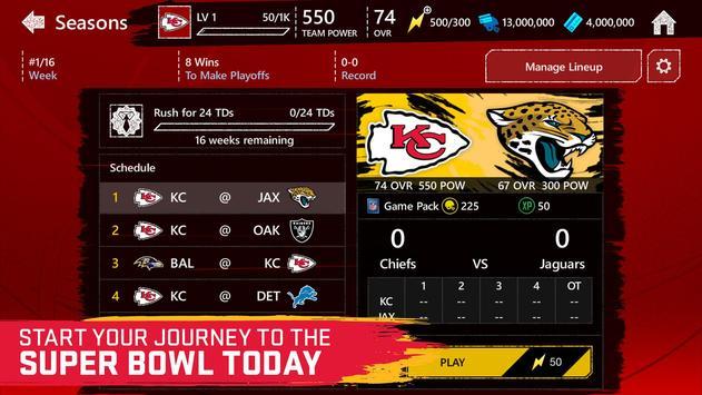 Madden NFL ảnh chụp màn hình 10