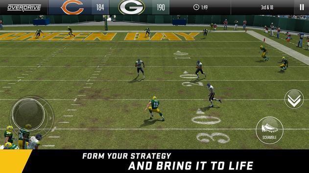 Madden NFL Overdrive Football screenshot 3